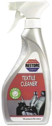 RESTORE - BIO Textil és kárpit tisztító 500ml