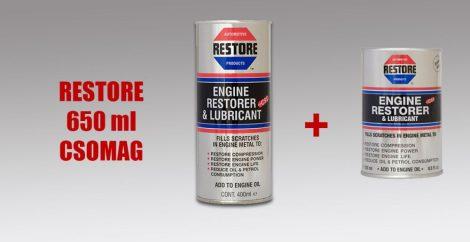 RESTORE 650ml-es csomag