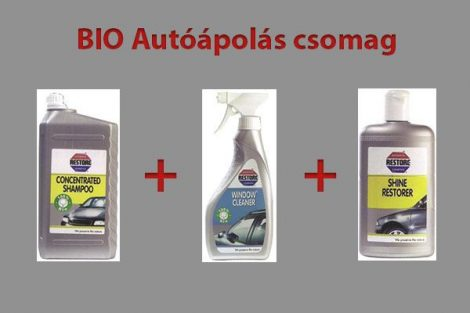BIO Autóápolási csomag